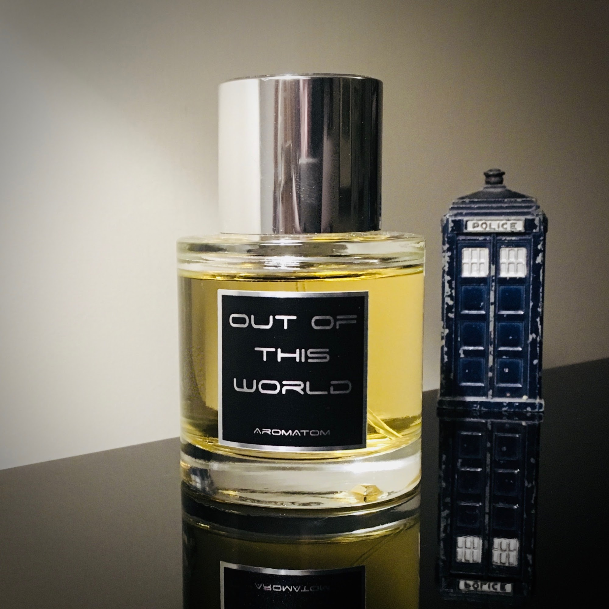 Marina Barcenilla Out Of This World Fragrance Doctor Who Tardis