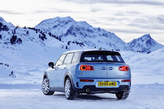 Noul MINI Clubman ALL4