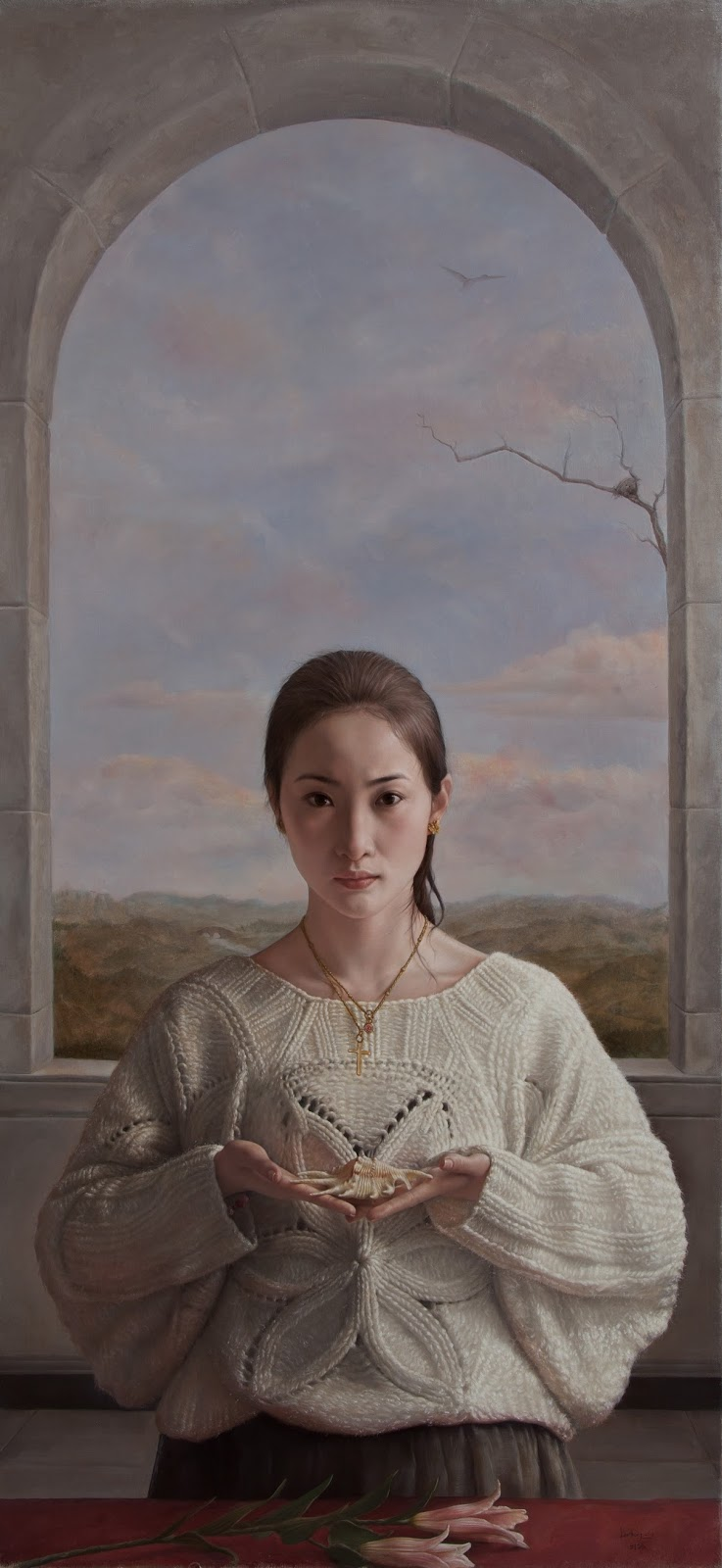 Paintings By 刘诚 Liu Cheng Fine Art and You Painting