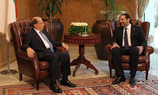 Lebanon's PM Saad Hariri