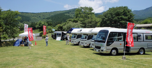 RVing in Japan, presummer update.