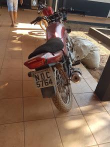 Motocicletas furtadas em bar são localizadas pelo Sevic