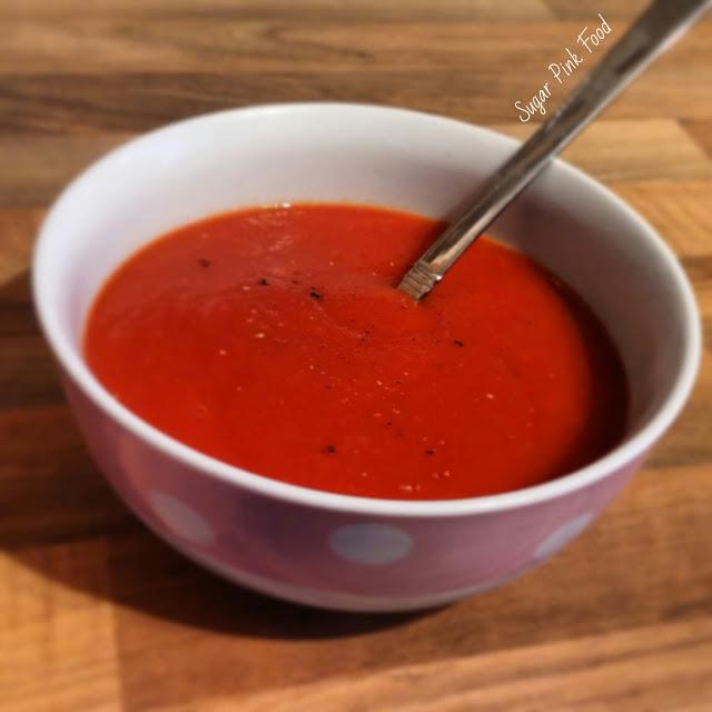 Syn Free Cream of Tomato Soup Recipe slimming world tomato soup