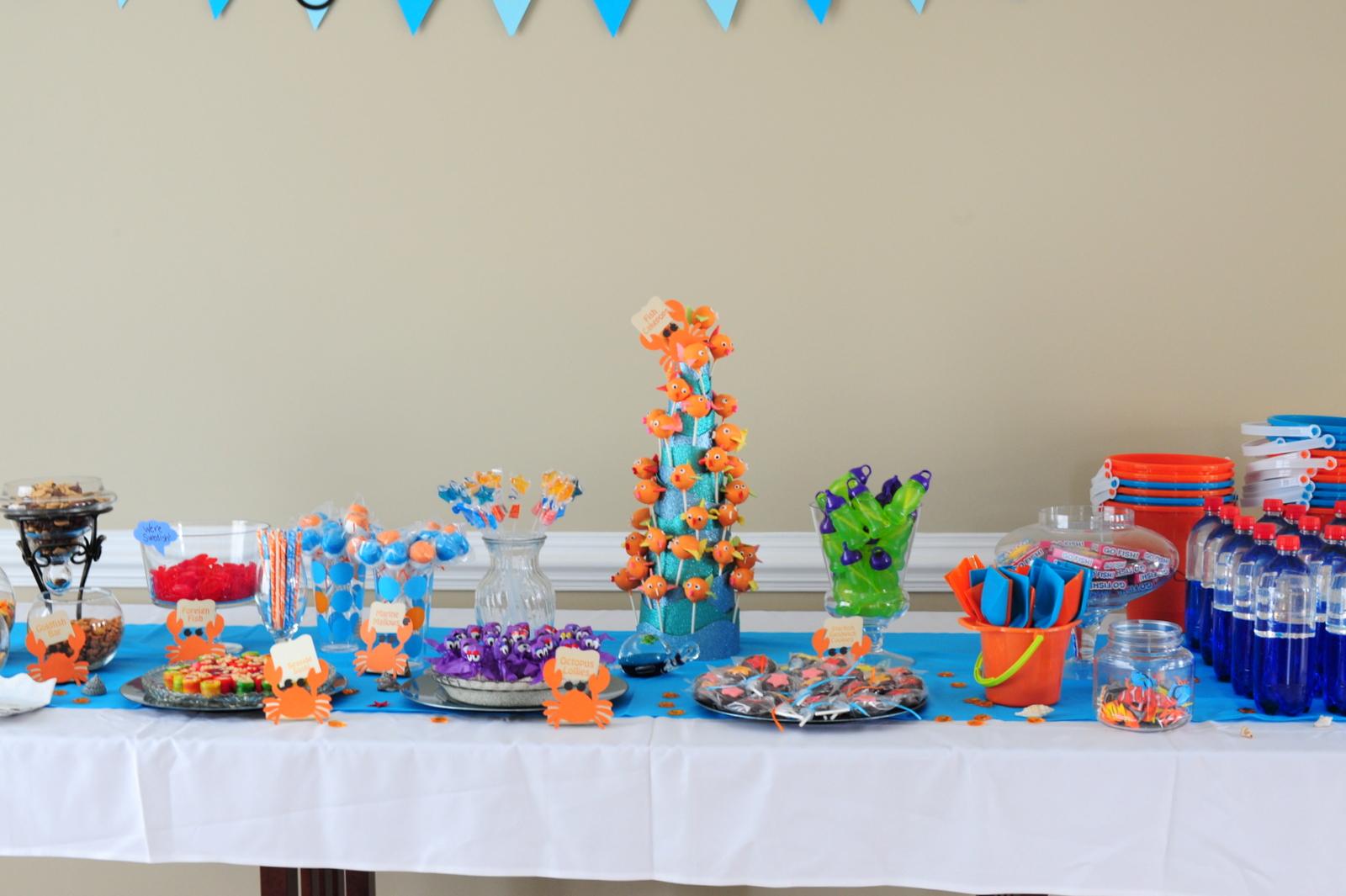 Ocean Party Decoration Ideas | Flisol Home