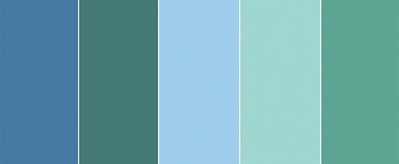 Azul Tiffany ou Verde Tiffany