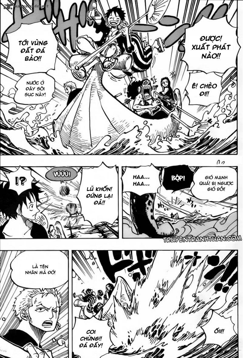 One Piece Chap 659