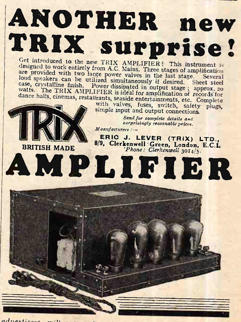 ANOTHER new TRIX surprise!