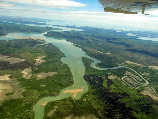 Parana nehri,arjantin