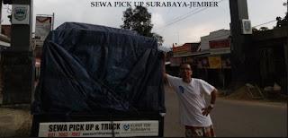SEWA PICK UP SURABAYA JEMBER