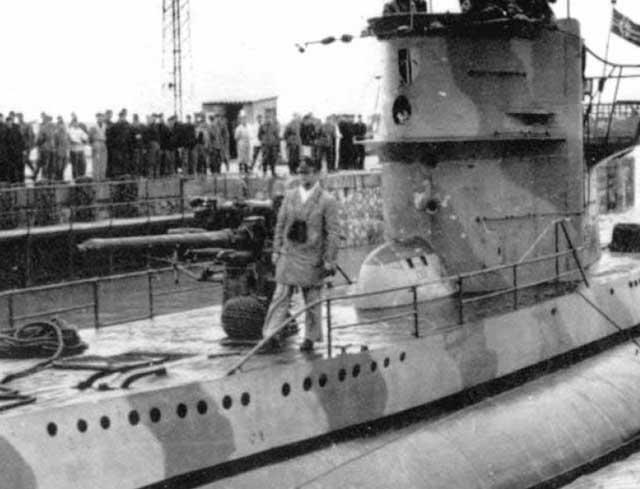 U-82, sunk on 6 February 1942, worldwartwo.filminspector.com
