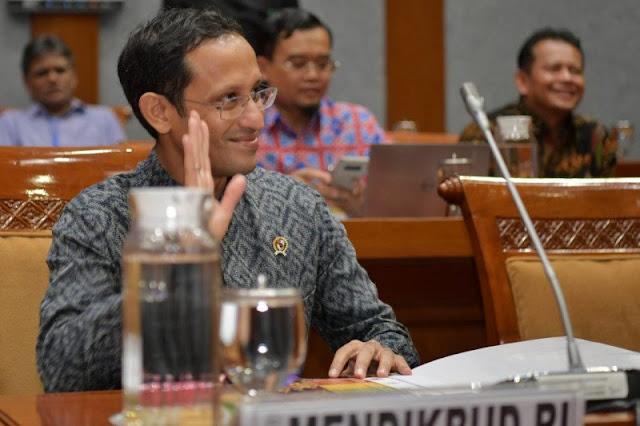 Janji Nadiem Makarim Pada Guru Honorer, Ada Peluang Besar Diangkat ASN Melalui Jalur PPPK