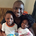 PHOTO: TV/radio personality IK Osakioduwa shows off his kids