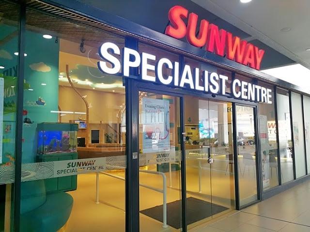 Sunway Specialist Centre Damansara, Selangor, Selangor Hospital, Hospital, Health, Tourism Selangor,