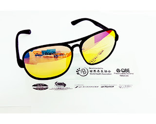 NANOSPEC GS01 SUNGLASSES
