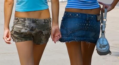 Le short et la minijupe interdits au lycée