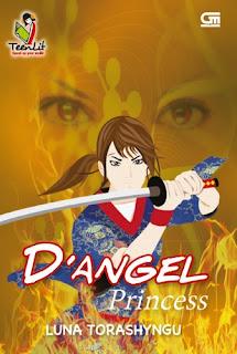 SEORANG anak wanita berusia sekitar dua belas tahun duduk terdiam sendirian di ruang t Download Novel DAngel 3 Princess - Luna Torashyngu
