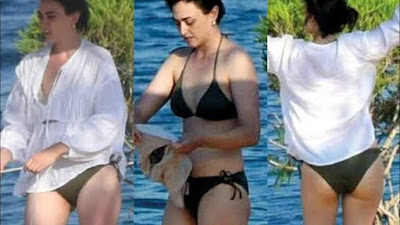 Esra Bilgic latest bikini post to receive criticism on instagram