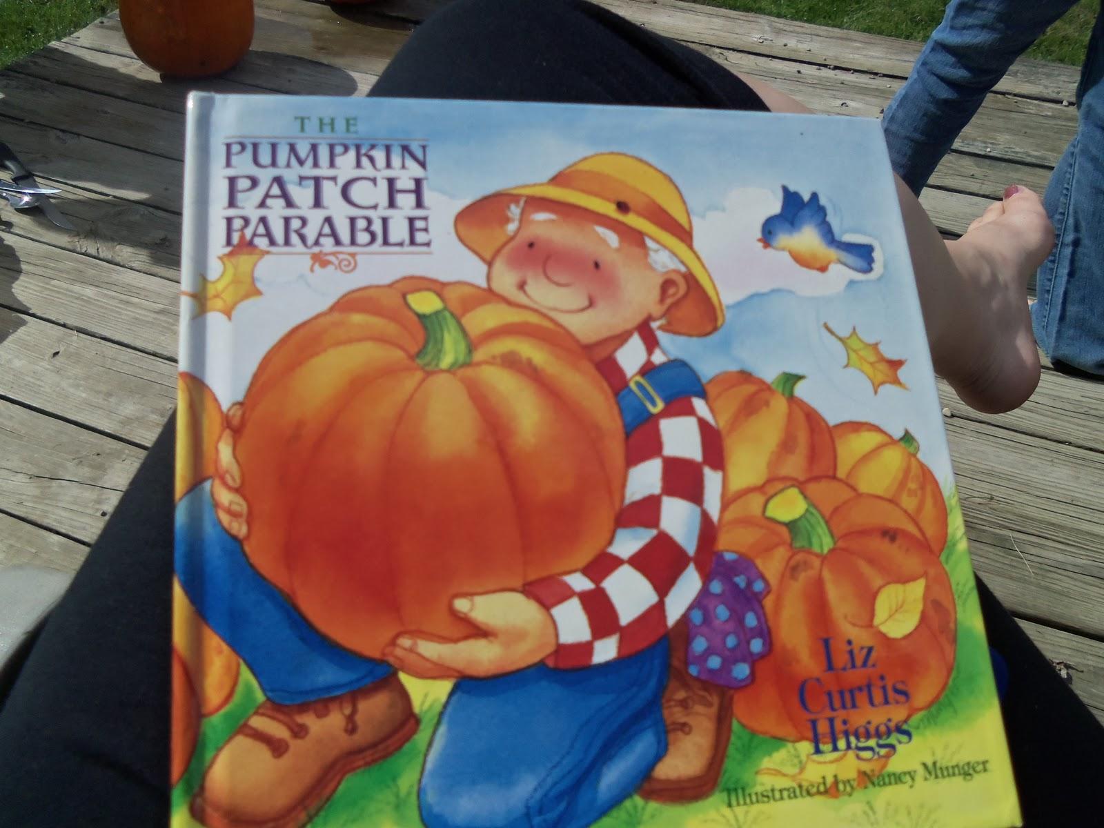 popular children's books, pumpkin patch