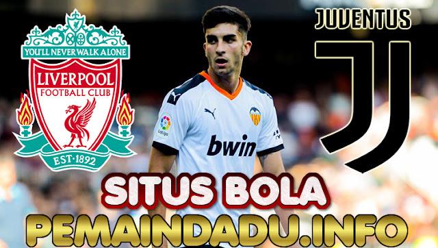Klub Raksasa Juventus Ingin Rebut Winger Incaran Liverpool