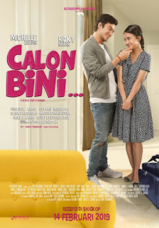 Calon Bini (2019) Full Movie