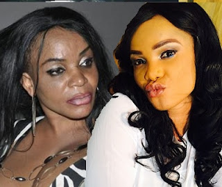 Cossy orjiakor and Iyabo Ojo