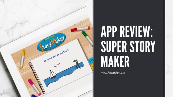 App Review: Super Story Maker
