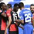 """Jogadores do Hertha polemizam com beijo na comemoração e técnico defende: """"As emoções também fazem parte do jogo"""""""