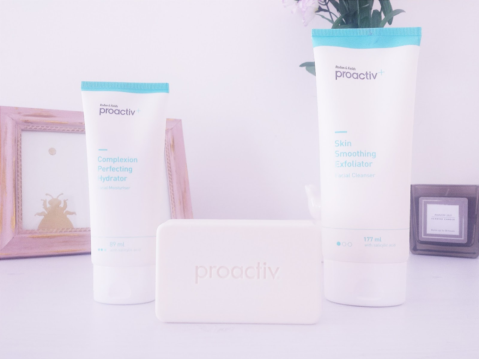 ProActiv+ Skincare Cleansing Body Bar, Skin Smoothing Exfoliator & Complexion Perfecting Hydrator