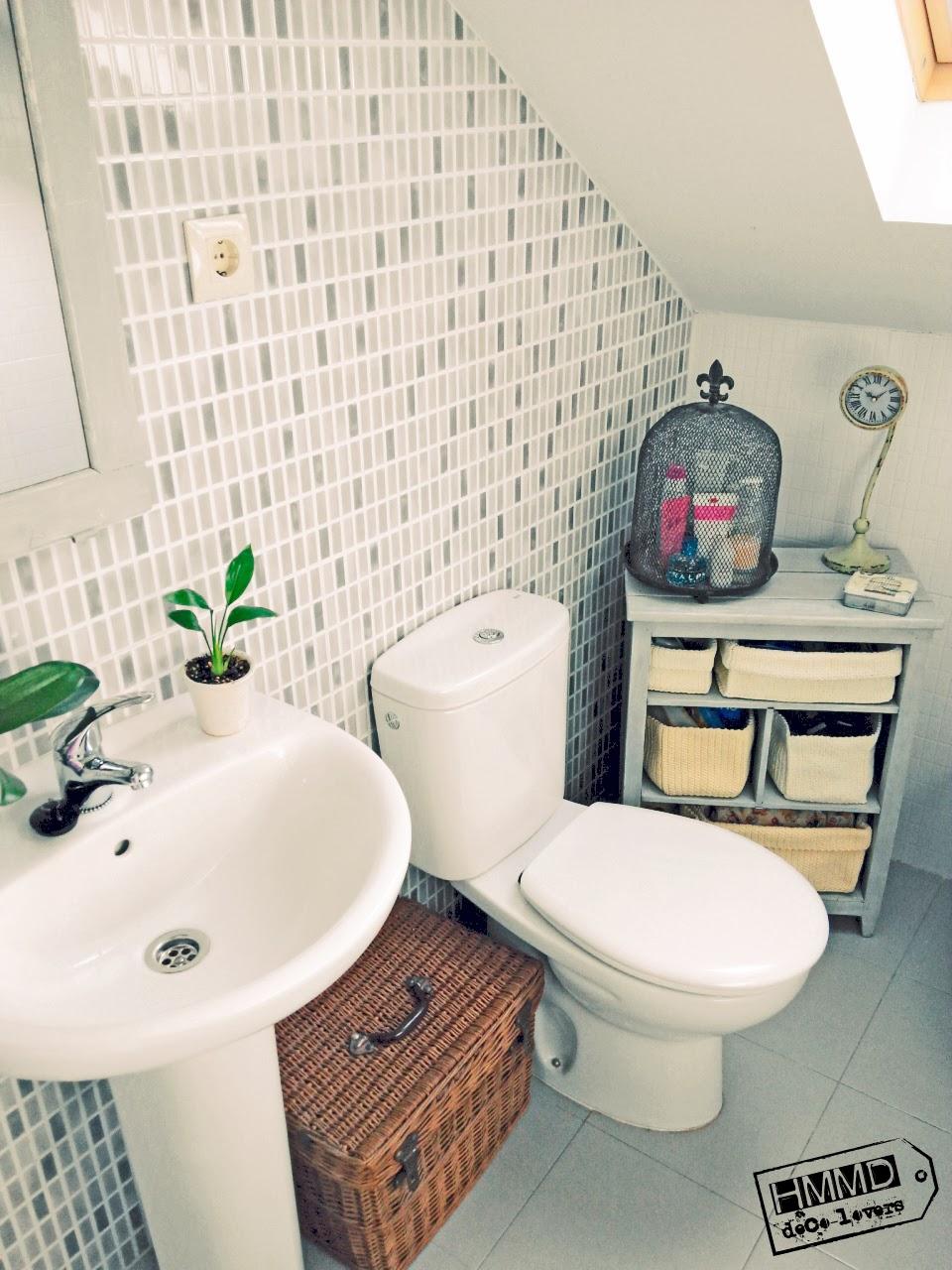 Handmademaniadecor Armario De Bano Con Encanto Charming Bathroom