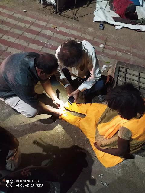 Nainpur news deepak sharma