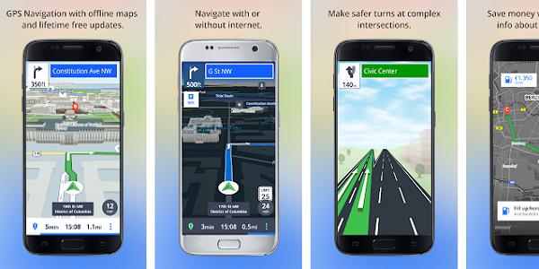 Aplikasi GPS Terbaik Offline Maps & Navigation