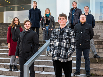 Technical University of Denmark  student association focus on well-being