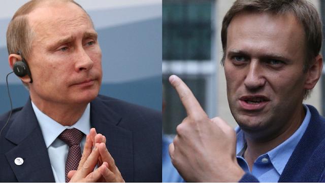 Причастен ли В. Путин к отравлению А. Навального?