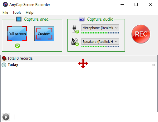 AnyCap Screen Recorder 1.0.6.37