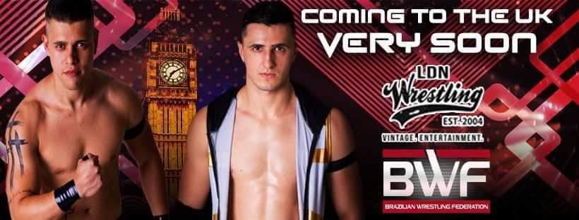 LDN Wrestling e BWF anunciam parceria