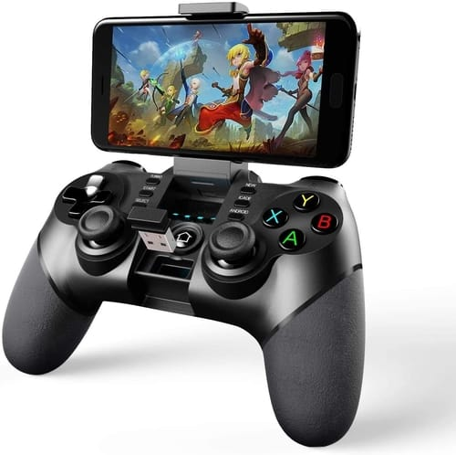 Review Mocoe Wireless Mobile Game Controller