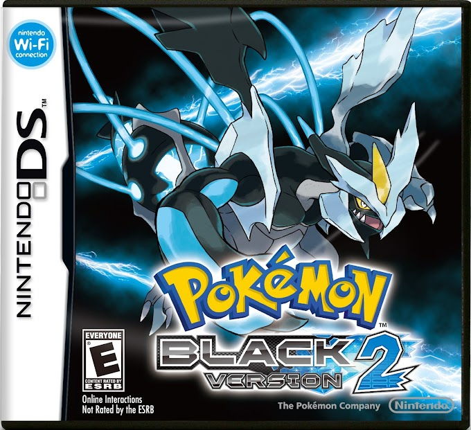 Pokemon Black Version 2 (U) NDS ROM