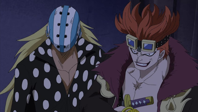10 Greatest Captain and Vice-Captain Pair in One Piece!
