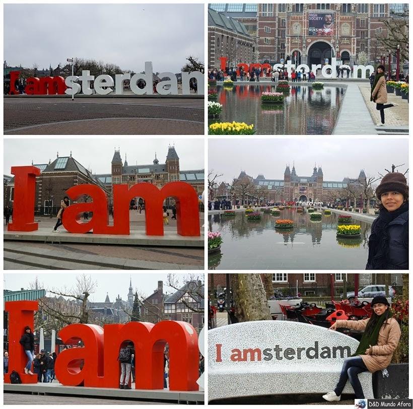 MuseumPlain - Diário de Bordo - 2 dias em Amsterdam