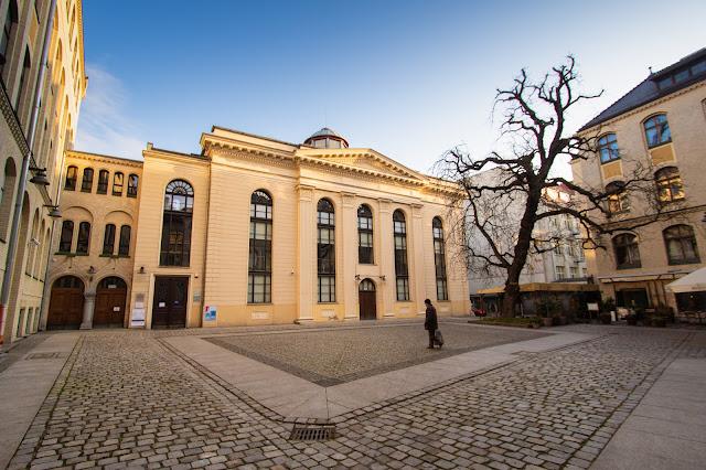 Sinagoga della cicogna bianca-Breslavia