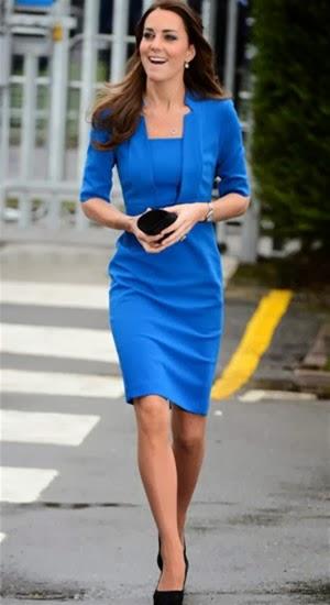 Reina Isabel II Pide a Kate Middleton