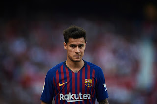 Spurs Make Offer to Sign Philippe Coutinho on Loan