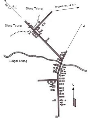 Struktur Ruang Desa
