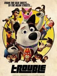 Dog Gone Trouble 2021 Hindi English Full Movie Dual Audio 480p