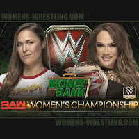 News on The Booking of Ronda Rousey vs Nia Jax For Money In The Bank
