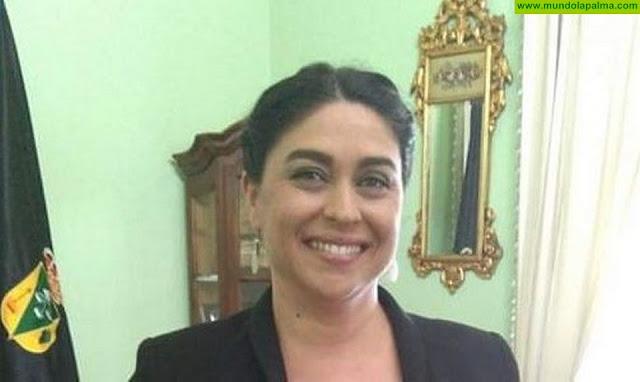 Unión Progresista de Fuencaliente reelige a Nieves  María  Rodríguez  Pérez como candidata a la alcaldía del municipio