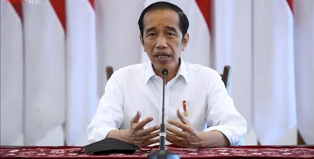 Angkat Bicara Soal Desakan Lockdown, Jokowi Tetap Kukuh Pada Penerapan PPKM Mikro