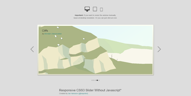 Responsive-css3-image-slider