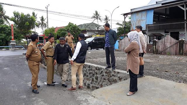Tim Banggar Kunjungi Lokasi Rencana Proyek PUPR