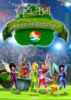Assistir Tinker Bell: Jogos do Refúgio das Fadas Dublado Online HD